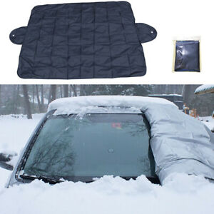Car Frost Shield Windshield Cover Snow&Sun Shade Windscreen Protector For TOYOTA