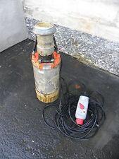 Tauchpumpe Schmutzwasser Pumpe FEC AF -189228 Schmutzwassertauchpumpe