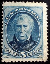 U.S. Scott # 179 unused NG, F appearing with wrinkling at lower left