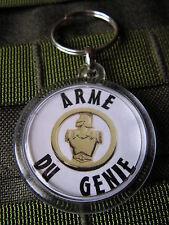 Porte clés - ARME DU GENIE -armée de terre OPEX ISAF AF