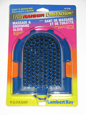 Lambert Kay Hair Raiser Dual Action Pet Massage & Grooming Glove