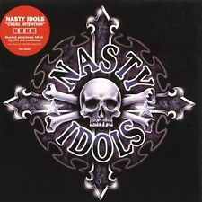 Cruel Intention by Nasty Idols (CD, May-2005, Perris Records)
