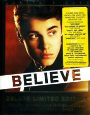 Justin Bieber - Believe Deluxe Limited Edition Zinepak