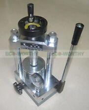 New Lab Manual Pellet Tablet Press Powder Presser Hydraulic Pump 24-Ton FW-4