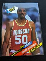 1992-93 Topps Archives  #3 Ralph Sampson #1 Draft Pick RC Rookie Houston Rockets