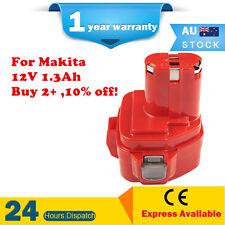 12V 1.3Ah Battery For Makita 1220,1222,PA12 Drill 4013D 5093D 6213D 6216D 6217D