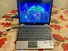 HP EliteBook 2540p i7 l 2.13ghz 6GB Ram, 320GB HD WiFiWindows10 PRO+OFFICE 2019