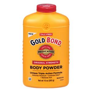 Gold Bond Medicated Body Powder (Original Strength) - 4 oz