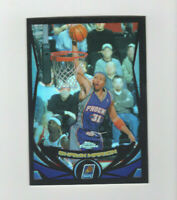 2004/05 Topps Chrome Black Refractor Shawn Marion Parallel CARD #'d 151/500