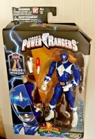Power Rangers Blue Ranger Legacy Collection Build A Megazoid. Bandai. Mint
