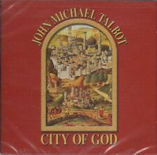 John Michael Talbot, City Of God CD, New & Sealed
