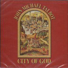 John Michael Talbot, City Of God CD, New & Sealed