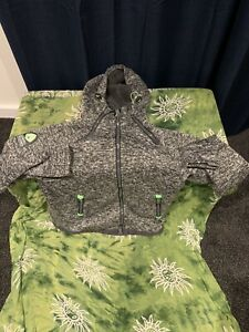 superdry mountain hoodie Large