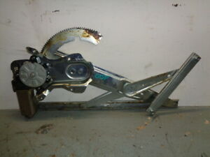 LAND ROVER DISCOVERY 2 TD5 OFF SIDE FRONT WINDOW REGULATOR AND MOTOR