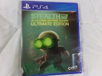 NEW Stealth Inc.: A Clone in the Dark - Ultimate Edition Sony PlayStation 4 PS4