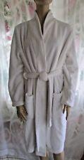 Gilligan & O'Malley White Soft Polyester Robe  size XXL