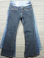 Lot of 3 Gap 1969 Jeans Boot Cut sz 28/6a