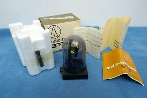 Audio-Technica AT15SA/G Phono Cartridge Shibata Nude Magnesium Headshell