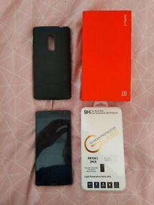 OnePlus 2 - 64GB - Sandstone Black (Unlocked) Smartphone - excellent condition