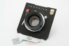 Schneider symmar-S 5,6-135mm, COMPUR, Linhof piastra per Technika 4x5