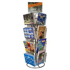 Postkartenständer Thekenständer Kartenständer 16 Fächer 150x105 mm Quer und Hoch