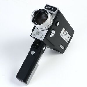 ^ Yashica Super-50N Super 8 8mm Movie Camera w/ Zoom Lens [AS IS READ]