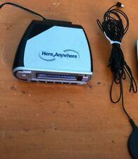 Kenwood KTC-H2A1 Sirius Car Home Satellite Radio Receiver Antenna & AC power  LT