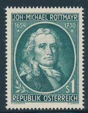 Österreich Nr. 1007 postfrisch / **, Johann Michael Rottmayr (34913)
