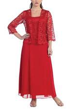 Mother of the Bride Lace Jackets Woman Formal Evening Lace coats Size 6-24+