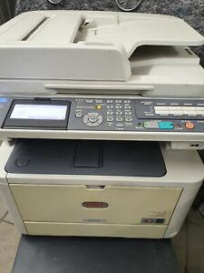 OKI ES4191 MFP s/w Drucker, Scanner, Kopierer, Fax Duplex, LAN, 56288 Seiten