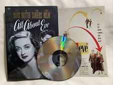 All About Eve (Dvd, 1999, 1950 Studio Classics) Vg+