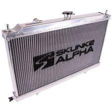 Skunk2 349-05-1500 Alpha Series Aluminum Radiator with Cap 88-91 Civic CRX EF