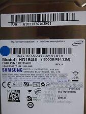 1,5TB Samsung HD154UI | P/N: 61831B761A2H0I | 2009.07