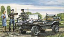 Italeri 1/35 Schwimmwagen German WWII Military Vehicle Model Kit NEW!