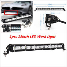 1 Pcs 13inch 36W Led Light Bar Spotlight Offroad 4WD SUV ATV Driving Work Lamp