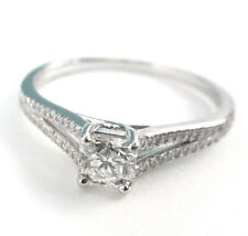 4b2f1416e Tiffany & Co. Lucida Platinum Diamond Wedding Engagement Ring VVS1 $5,000