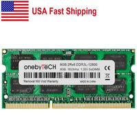 US 8GB (1x8GB) DDR3L 1600 PC3L-12800 SDRAM Memory For Dell HP IBM Lenovo Upgrade