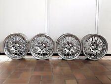 Fiat Alfa Romeo Lancia SMC Satz Alufelgen 7,5Jx16 ET35 4x98 KBA 45016