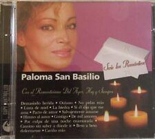 PALOMA SAN BASILIO - Exitos De Ayer, Hoy Y Siempre 15 GRANDES HITS