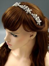 Bridal Jewelry Accessories Wedding Headpiece Crystal Headband Hair Pin Tiara 950