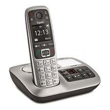 Gigaset E 560 A Seniorentelefon mit Anrufbeantworter Hörgerätekompatibel Analog