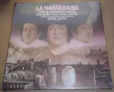 Horne/Domingo/Milnes/Lewis MASSENET La Navarraise - RCA ARL1-1114 SEALED