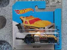 Voitures, camions et fourgons miniatures orange Hot Wheels 1:64