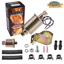 NEW HERKO MARINE FUEL PUMP ELECTRIC GAS DIESEL MARINE CARBURETED (P74029 E8016S)