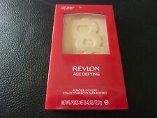 Revlon Age Defying Pressed Powder - LIGHT MEDIUM  #10 - Brand New / Sealed