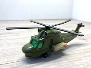 Matchbox Battle Kings 1978 Helicopter K-118 Army Vintage Lesney Collectors Toy
