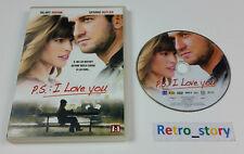 DVD PS : I Love You - Hilary SWANK - Gerard BUTLER