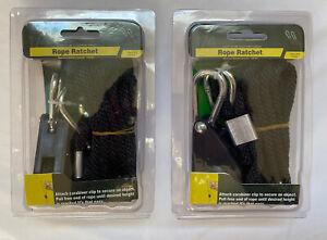 Vivosun 1/4inch Rope Ratchet X2 NEW