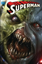 Superman 1 DC 2018 Francesco Mattina Rogol Zaar Variant Brian Michael Bendis