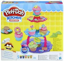 Play-doh / PlayDoh  Kitchen Creations Cupcake Tower